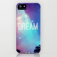 Dreams iPhone & iPod Case by Pink Berry Pattern