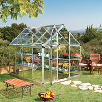 Snap & Grow 6 Foot Hobby Greenhouse 8- 16 Foot Length