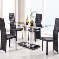 Global Furniture USA Seminole Dining Table