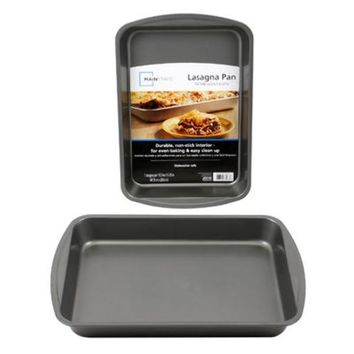 MainStays Lasagna Pan - CASE OF 6