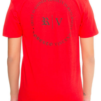 The O.G. tee (red)