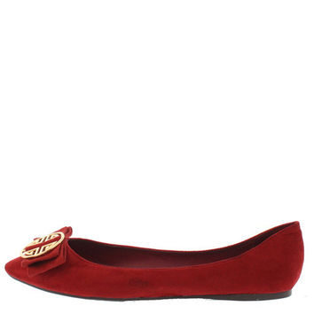 TASHA25 RED FLAT SHOES 178e12277e