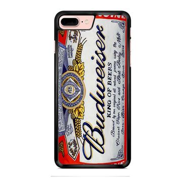 Budweiser Can Drink iPhone 8 Plus Case