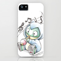 Lax Now. Munch Later iPhone & iPod Case by Randy C