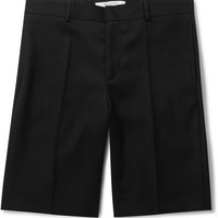 Givenchy - Wool-Twill Shorts | MR PORTER