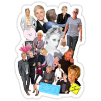 Ellen DeGeneres Collage