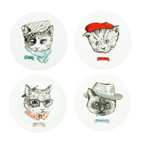 Alley Cat Plates