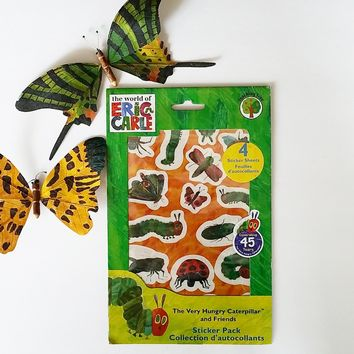 The Very Hungry Caterpillar & Friends Stickers