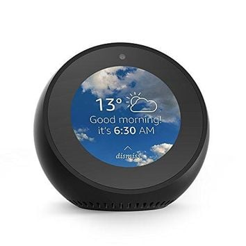 Introducing Amazon Echo Spot - Black