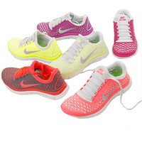 Nike Wmns Free 3.0 V4 Womens Running Shoes 7 Colors to Select From $99.99 and up