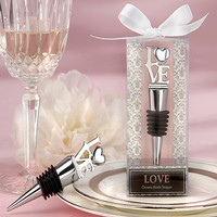 Love Wine Wine Stopper