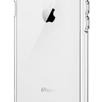 Spigen Ultra Hybrid [2nd Generation] iPhone 7 Case / iPhone 8 Case with Air Cushion Technology for Apple iPhone 7 (2016) / iPhone 8 (2017) - Crystal Clear