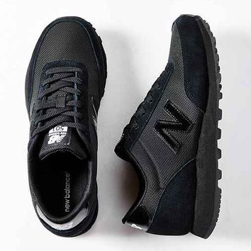 New Balance X UO Black 501 Running Sneaker- Black