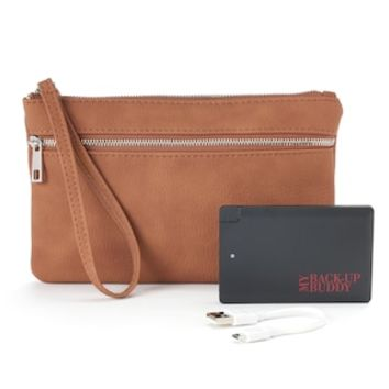 Apt. 9® RFID-Blocking Phone Charging Wristlet | null