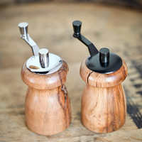 Bordeaux Salt & Pepper Grinder Set