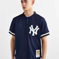 Mitchell & Ness Yankees Don Mattingly Baseball Tee