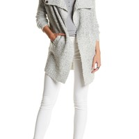 Modern Designer | Boucle Snap-Button Cardigan | Nordstrom Rack