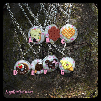 Decoden Sweets Pendant Necklace