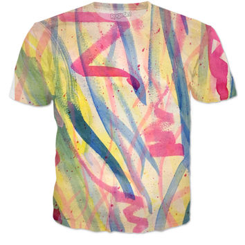 Water Color Stroke Tee