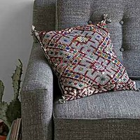 One-Of-A-Kind Moroccan Berber Pillow - Urban Outfitters