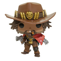 Funko Overwatch Pop! Games McCree Vinyl Figure