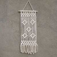 Girls room decor Girls bedroom decor Macrame wall hanging for sale Macrame door hanging Macrame art for sale Knotted wall hanging tapestry