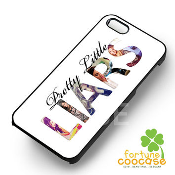 Pretty little liars tv series typography image -srwe for iPhone 6S case, iPhone 5s case, iPhone 6 case, iPhone 4S, Samsung S6 Edge