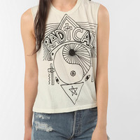 Urban Outfitters - Truly Madly Deeply Rebel Muscle Tee