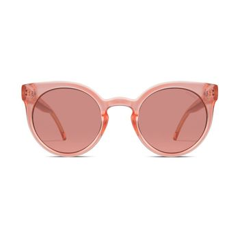 KOMONO Lulu Sunglasses in Peach - Omoi Zakka Shop