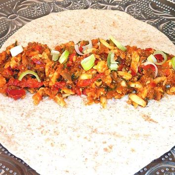 Recipes - Paneer Bhurji