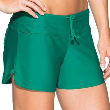 Athleta Womens Fun In The Sun Swim Short