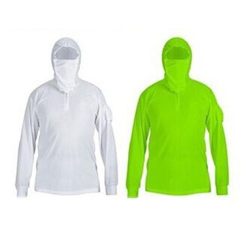 New Outdoor UV Protection Jacket Men Women Fast Drying Windproof Breathable Fishing Clothes Overall Hoodies Sports Coats RM076