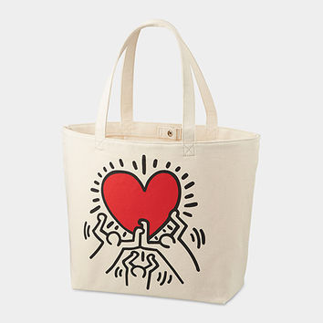 UNIQLO Keith Haring Tote Bag | MoMA