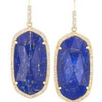 Ellen Drop Earrings in Lapis - Kendra Scott Jewelry