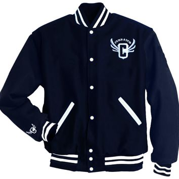 Currasco Wool Letterman Jackets