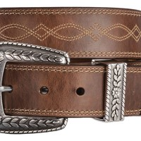 Ariat Fatbaby Distressed Leather Belt - Sheplers