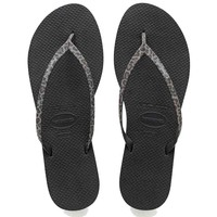 Havaianas You Animals - Black EVA Flip-Flop