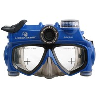 Liquid Image 318 - 12.0 MP HD 720p Camera Mask, Mid Size