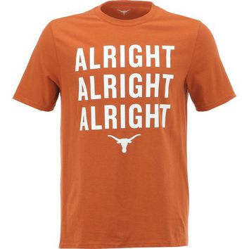We Are Texas Men's University of Texas Alright Alright Alright T-shirt | Academy