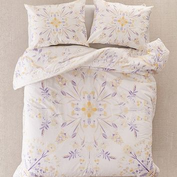 Bettina Floral Comforter | Urban Outfitters
