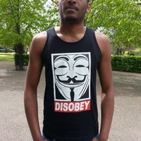 Lo Key — Disobey Tank Top