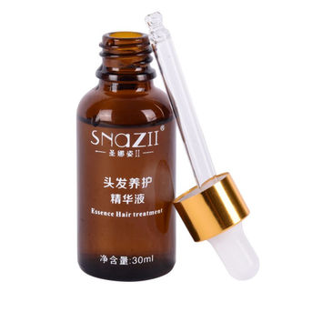 30ml Hair Growth Essence Snail Care Hair Loss Growth Essence Liquid Hair Thickening Fibers SM6