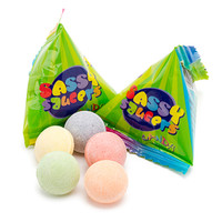 Sassy Saucers Candy Packs: 100-Piece Bag
