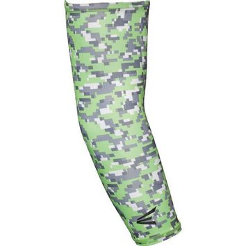 ESBYF3 Easton Compression Arm Sleeve - Lime Camo