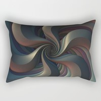 Maelstrom Rectangular Pillow by Lyle Hatch | Society6