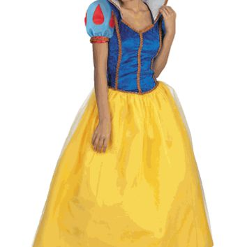 Snow White Cosplay Anime Cosplay Apparel Holloween Costume [9211507780]