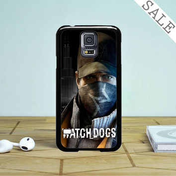 Watch Dogs Samsung Galaxy S5 Case