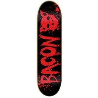 BACON MISLED KOOKS SKATEBOARD DECK 8.50