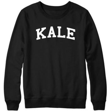 KALE Beyonce Yonce Sweater Jumper Unisex Retro Flawless Music Tumblr Sweatshirt