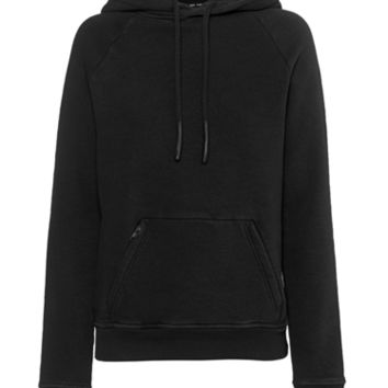 YEEZY Hood Raglan Caviar Cotton hoodie with raglan sleeves - Sweaters